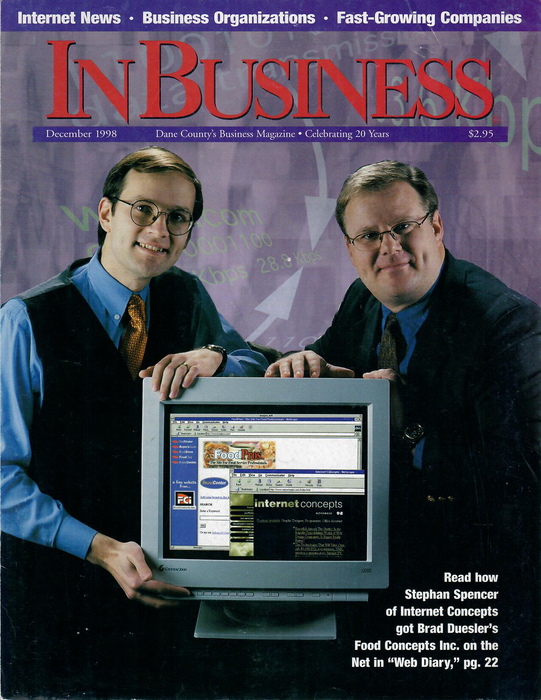 INBUSINESS MAGAZINE